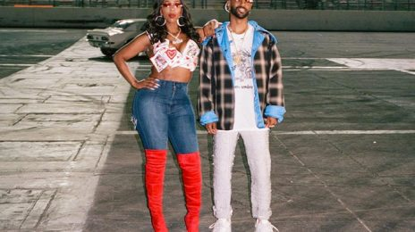 New Video:  Kash Doll - 'Ready Set' (featuring Big Sean)