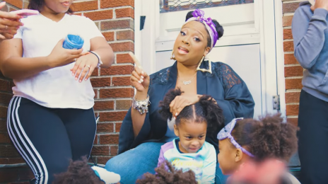 New Video:  Kierra Sheard - 'Don't Judge Me' (featuring Missy Elliott)