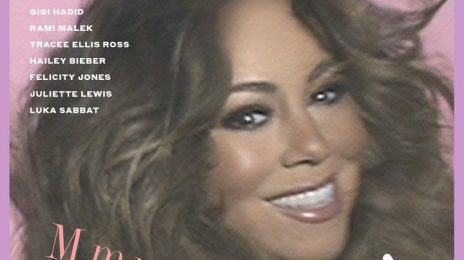 Mariah Carey Covers Love Magazine