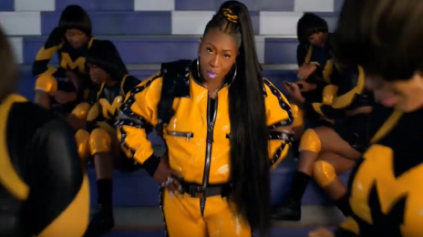 New Video:  Missy Elliott - 'Throw It Back' [starring Teyana Taylor]