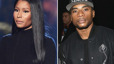 Charlamagne Hits Back at Nicki Minaj:  'We Never Banned Her from The Breakfast Club!'