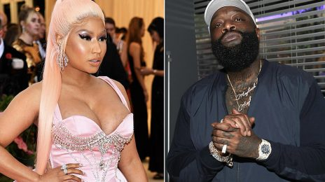Watch:  Rick Ross Responds To Nicki Minaj Telling Him To 'Sit His Fat A** Down'