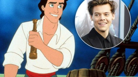 'The Little Mermaid': Harry Styles To Portray Prince Eric?