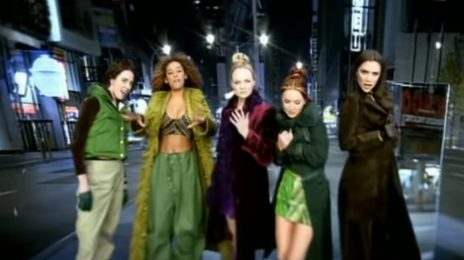 Chart Rewind:  Spice Girls' '2 Become 1' Made Its Hot 100 Debut This Week in 1997