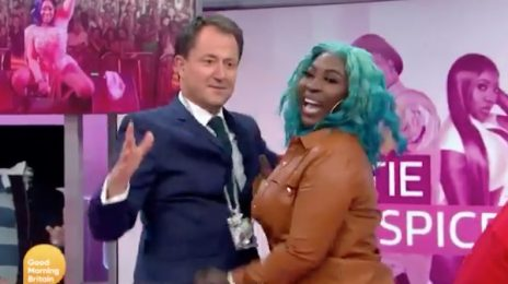 Spice Heats Up Good Morning Britain With Hilarious 'Cool It' Segment