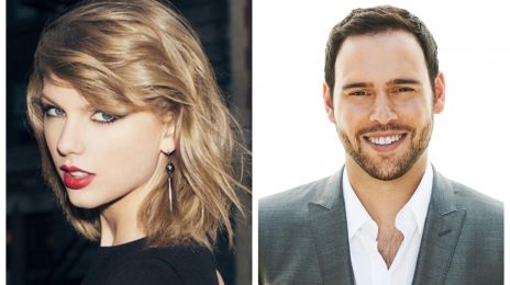 "Scooter Braun Congratulates Taylor Swift On The Release Of ""Brilliant"" New Album 'Lover'"