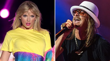 Celebrities, #Swifties Slam Kid Rock For Sexist Tweet Against Taylor Swift