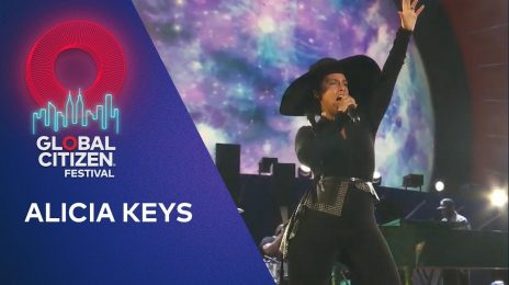 Alicia Keys Rocks 2019 Global Citizen Festival With 'No One,' 'Empire State of Mind,' & More [Watch]