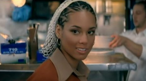 From The Vault: Alicia Keys - 'You Don't Know My Name'