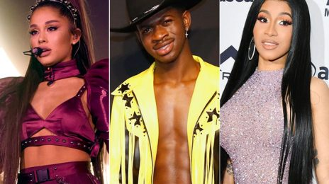 Nominations:  2019 E! People's Choice Awards [Ariana Grande, Lil Nas X, Cardi B, & More]