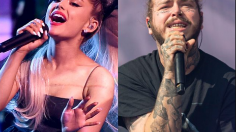 Chart Check:  Post Malone Breaks Ariana Grande Hot 100 Record