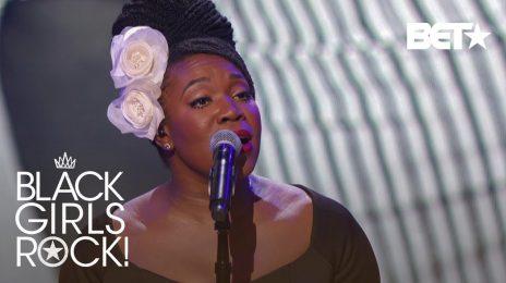 Performances: 2019 BET 'Black Girls Rock!' [India.Arie, Monica, Erykah Badu, Kiana Lede, & More]