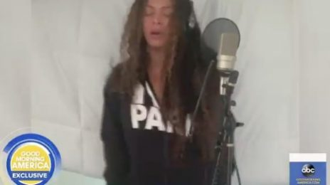 Beyonce Takes Vocal Flight In Preview Of ABC Special 'Making The Gift'
