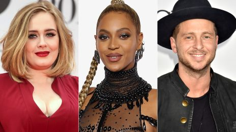 Rep:  Adele & Beyonce Collaboration is NOT Happening, Despite Reports