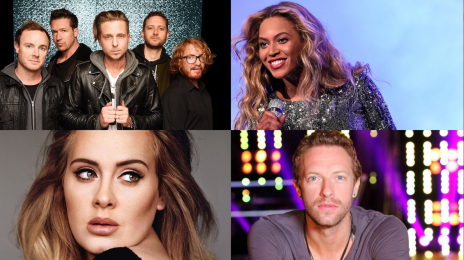 Beyonce & Adele Collaboration On the Way, Says Singer-Songwriter Ryan Tedder