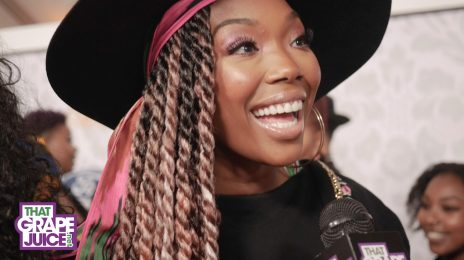 "Exclusive: Brandy Spills On New Album - ""It's Coming This Year!"""
