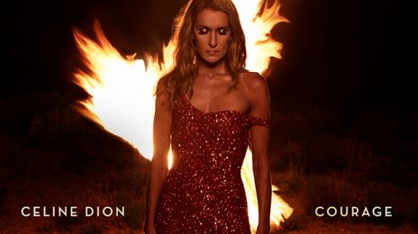 Celine Dion Unveils Artwork To New Album #Courage / Announces New Single To Drop...Tomorrow!