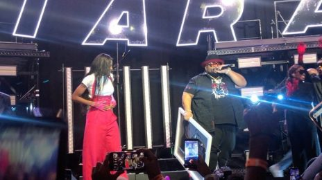Did You Miss It? Jazze Pha Surprises Ciara on Stage During 'Beauty Marks Tour'