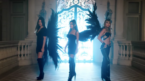 Chart Check [Hot 100]: Ariana, Miley, & Lana's 'Don't Call Me Angel' Soars to Top 20 Debut