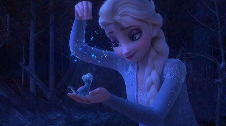 Watch:  Disney Unleashes 'Frozen 2' Trailer