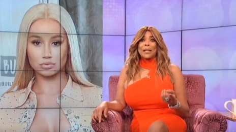 Iggy Azalea Calls Wendy Williams A 'Halfway House Crack Head' After On-Air Diss