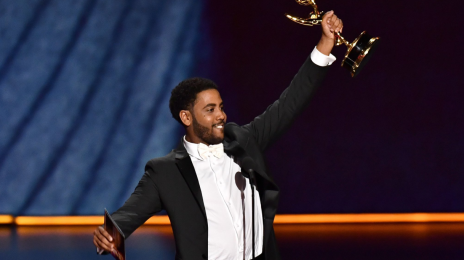Jharrel Jerome Makes History With 'Outstanding Lead Actor' Emmy Win For 'When They See Us'