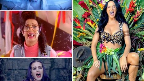 Katy Perry Extends Record As Act With Most Youtube Videos With Over 500M Views