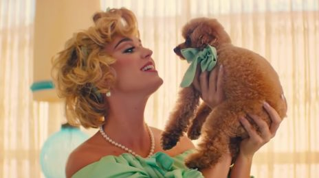 Watch:  More Behind the Scenes Action from Katy Perry's 'Small Talk' Music Video