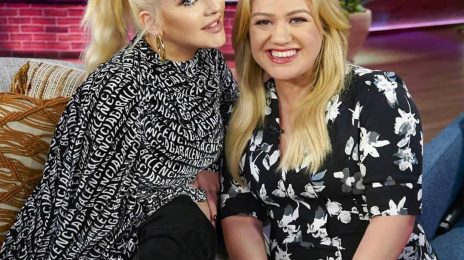 Christina Aguilera Talks Music, Motherhood, & More On 'The Kelly Clarkson Show'