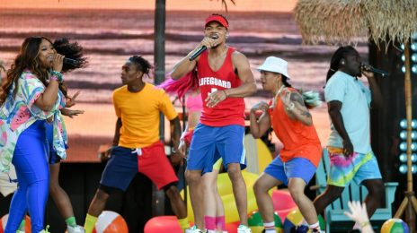 Did You Miss It? Chance the Rapper Rocks 'Kimmel Live!' With Kierra Sheard & En Vogue [Video]