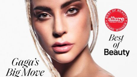 Lady Gaga Covers Allure Magazine