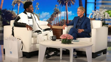 Lil Nas X Talks To Ellen About Coming Out As A Gay Man