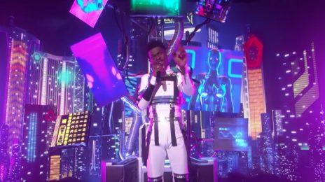 Lil Nas X Electrifies 'Ellen' With 'Panini' [Performance]