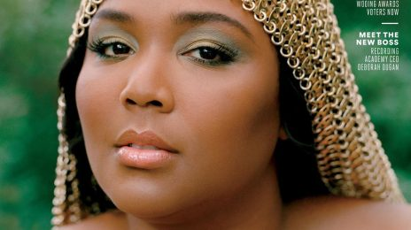 Lizzo Lights Up Billboard / Talks Meteoric Rise, Striving To Be Irreplaceable, & More
