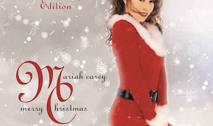 Album Stream:  Mariah Carey's 'Merry Christmas: 25th Anniversary Deluxe Edition'