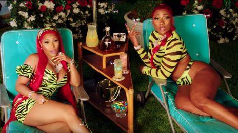 New Video: Megan Thee Stallion, Nicki Minaj, & Ty Dolla $ign - 'Hot Girl Summer'