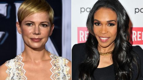 Singer Michelle Williams: 'Stop Cussin' Me Out Over [Actress] Michelle Williams Emmy Speech!'