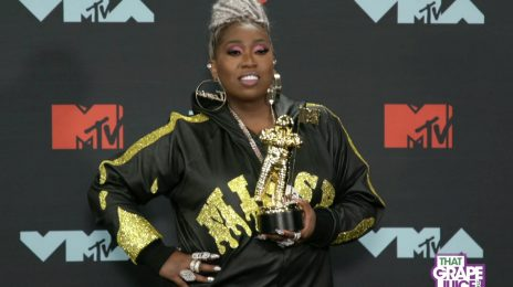 Exclusive: Stars Talk Missy Elliott's Impact At The MTV VMAs 2019