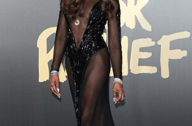 Naomi Campbell Stuns At 'Fashion For Relief' Homecoming Show