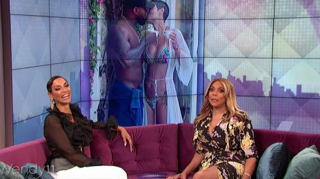"""Nicole Murphy Addresses Cheating Scandal: """"It Was A Mistake"""""""