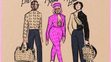 New Song:  PnB Rock - 'Fendi' (featuring Nicki Minaj & Murda Beatz)