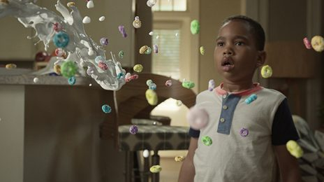 Trailer:  'Raising Dion' [starring Michael B. Jordan, Alisha Wainwright]