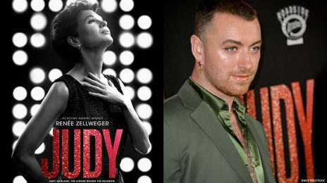 New Song:  Sam Smith & Renée Zellweger - 'Get Happy'