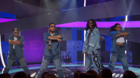 Did You Miss It?  Ciara Performs 'Set' On Nickelodeon's 'All That' [Video]