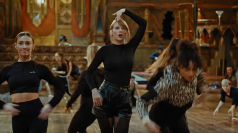 Behind the Scenes:  Taylor Swift, Jason Derulo Show Off Fancy Feline Footwork in 'Cats' [Video]