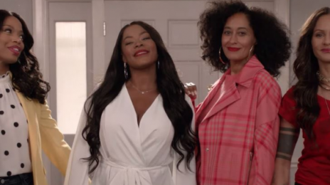 TV Preview: 'Girlfriends' Stars Reunite In 'Black-ish'