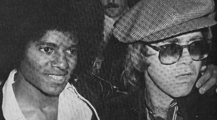 "Report: Elton John Says Michael Jackson Was ""Mentally Ill"""