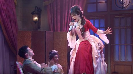 Camila Cabello Performs On 'Saturday Night Live'