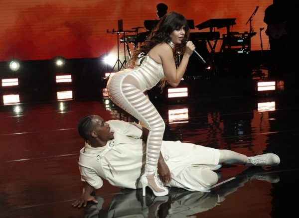 Watch: Camila Cabello Rocks #VerizonUp Concert With ...