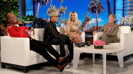 Cardi B Visits 'Ellen' With T.I & Chance The Rapper / Confirms New Movie & More